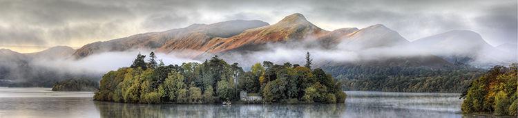 October Mist Derwent Water
