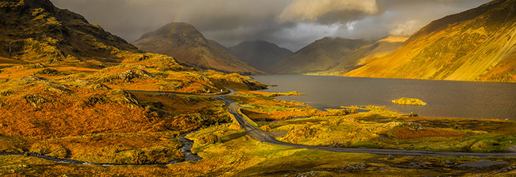 Road to Wasdale