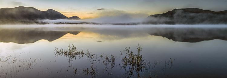 September Mist Bassenthwaite