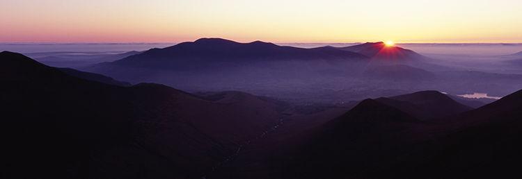 Skiddaw Dawn