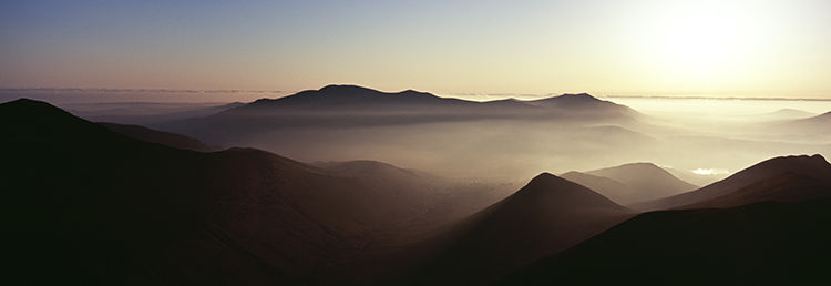 Skiddaw from Crag Hill