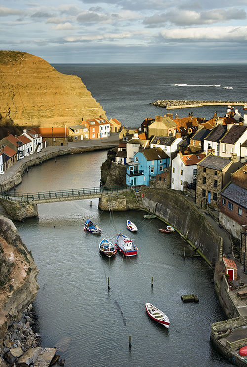 Staithes North Yorkshire