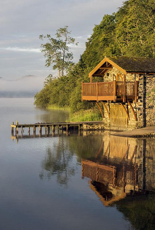 Summer Morning Ullswater