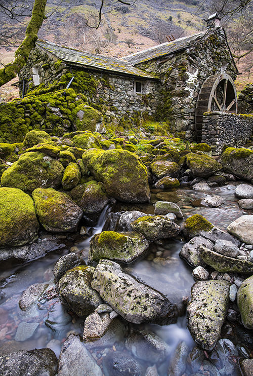 The Old Water Mill Borrowdale