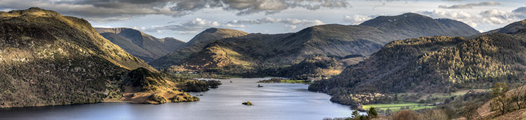Ullswater from Round How