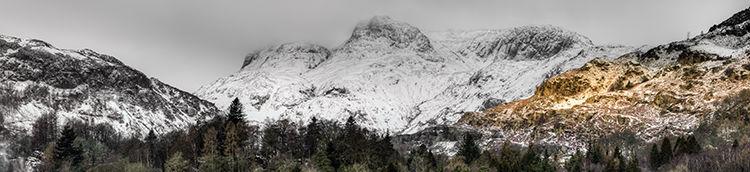 Winter Langdales
