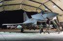 Typhoon FGR4  ZK320/BR  29 Squadron  RAF