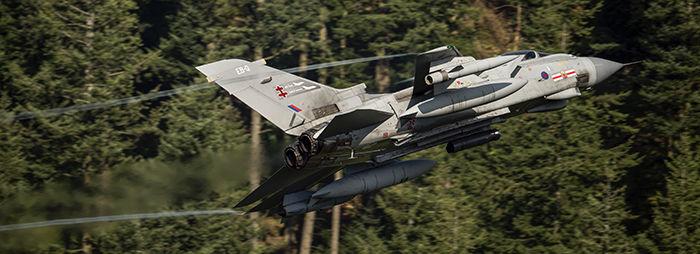 Tornado GR4 ZA560/EB-Q 41 Squadron RAF
