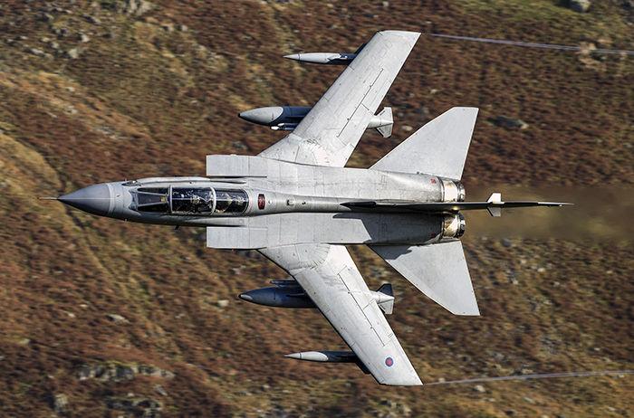 Tornado GR4 ZA554/046 RAF