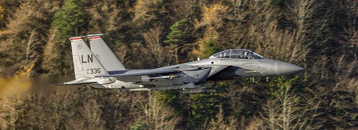 F15E 91-335 USAF