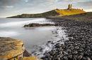 Dunstanburgh Castle from Saddle Rock