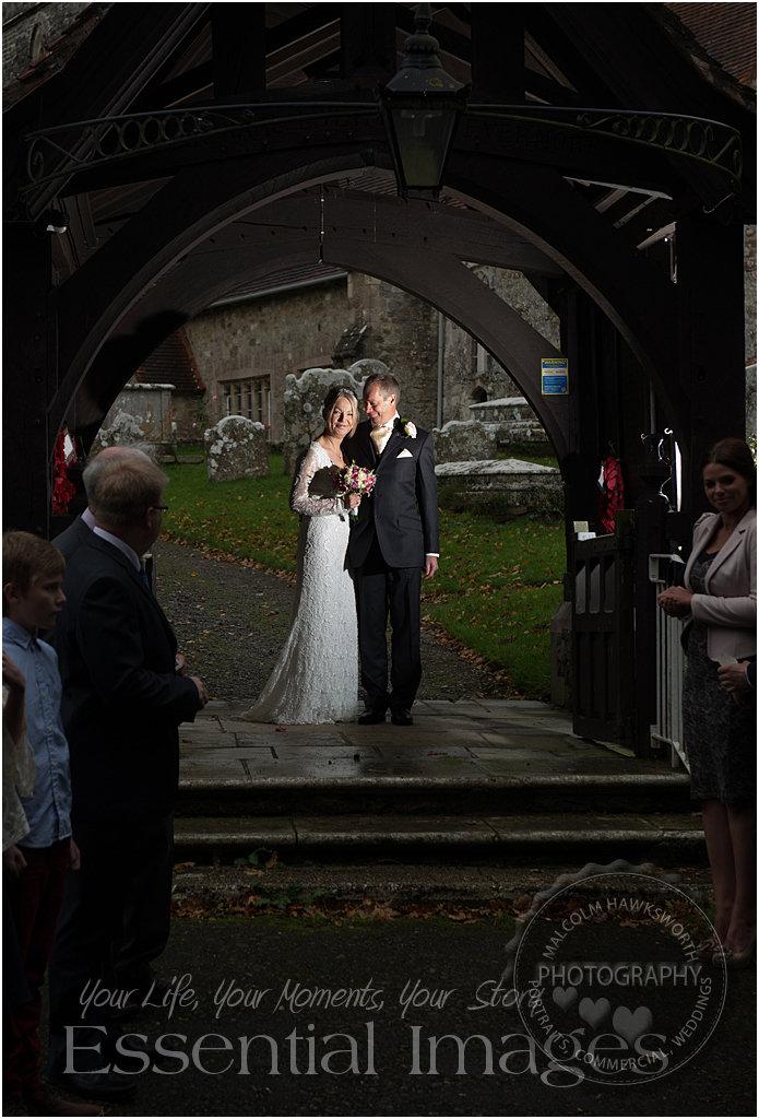 Wedding at Dibden Purlieu
