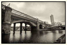 Bridges, Castlefield.