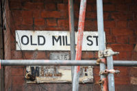 Old Mill Street, Late, Mill Street.