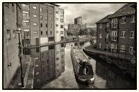 Piccadilly Village, Ashton canal.