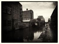 Rainy day in Bradford.