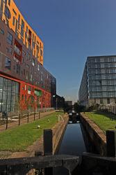 New Islington, Ashton Canal