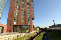 New Islington, Ashton Canal.