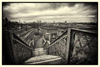 View from a bridge...