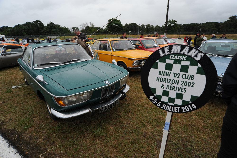BMW 02 Club
