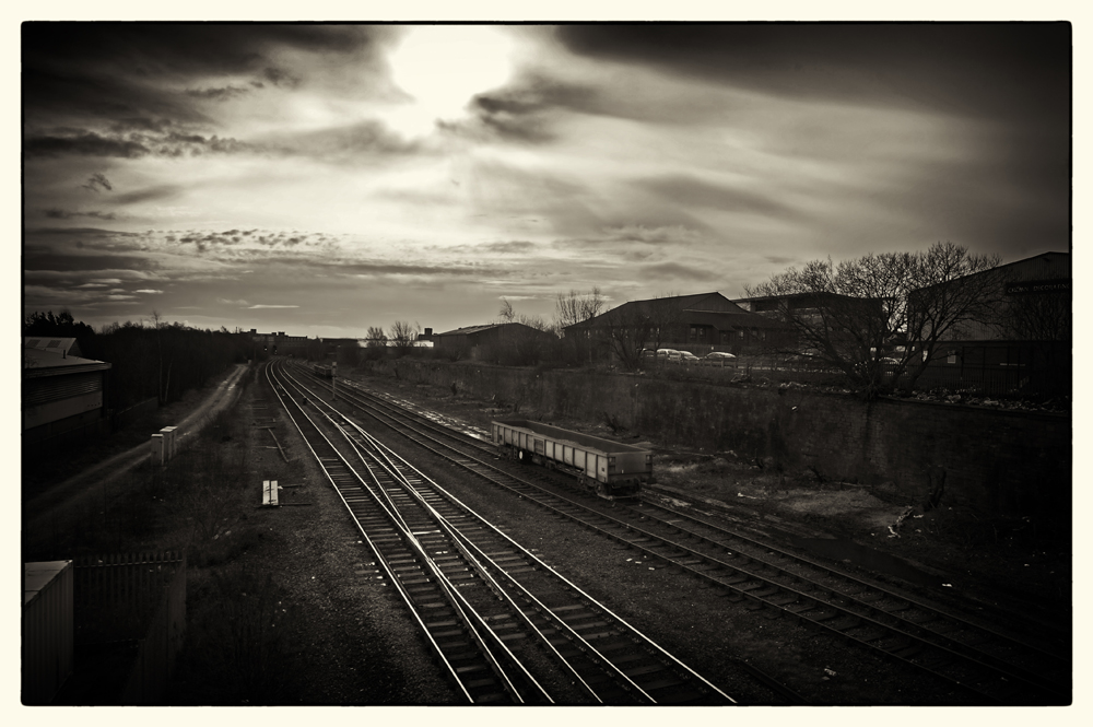 Tracks to Manchester