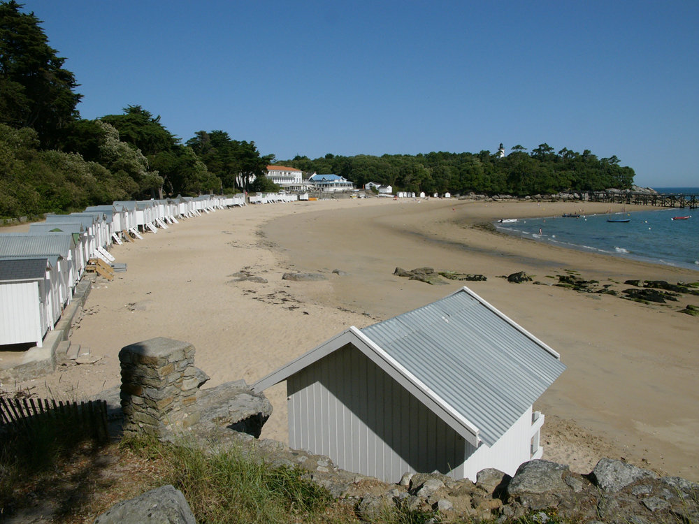 Beach Huts, Noirmoutier