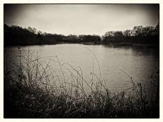 The Black Lake.