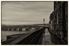 River Tweed, Berwick.