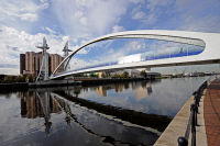 Bridge at The Lowry