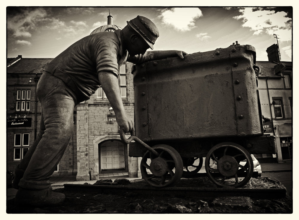 Miner's Last Shift