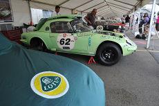 Lotus paddock