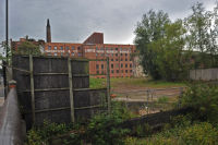 Macintosh factory, Little Ireland.