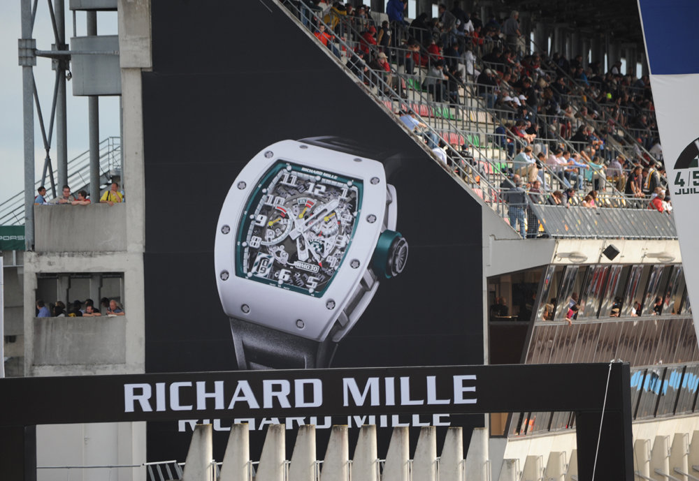 Richard Mille, event sponsor