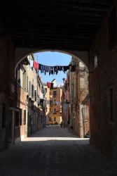 A street(!) in Venice.