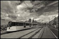 Eccles tram