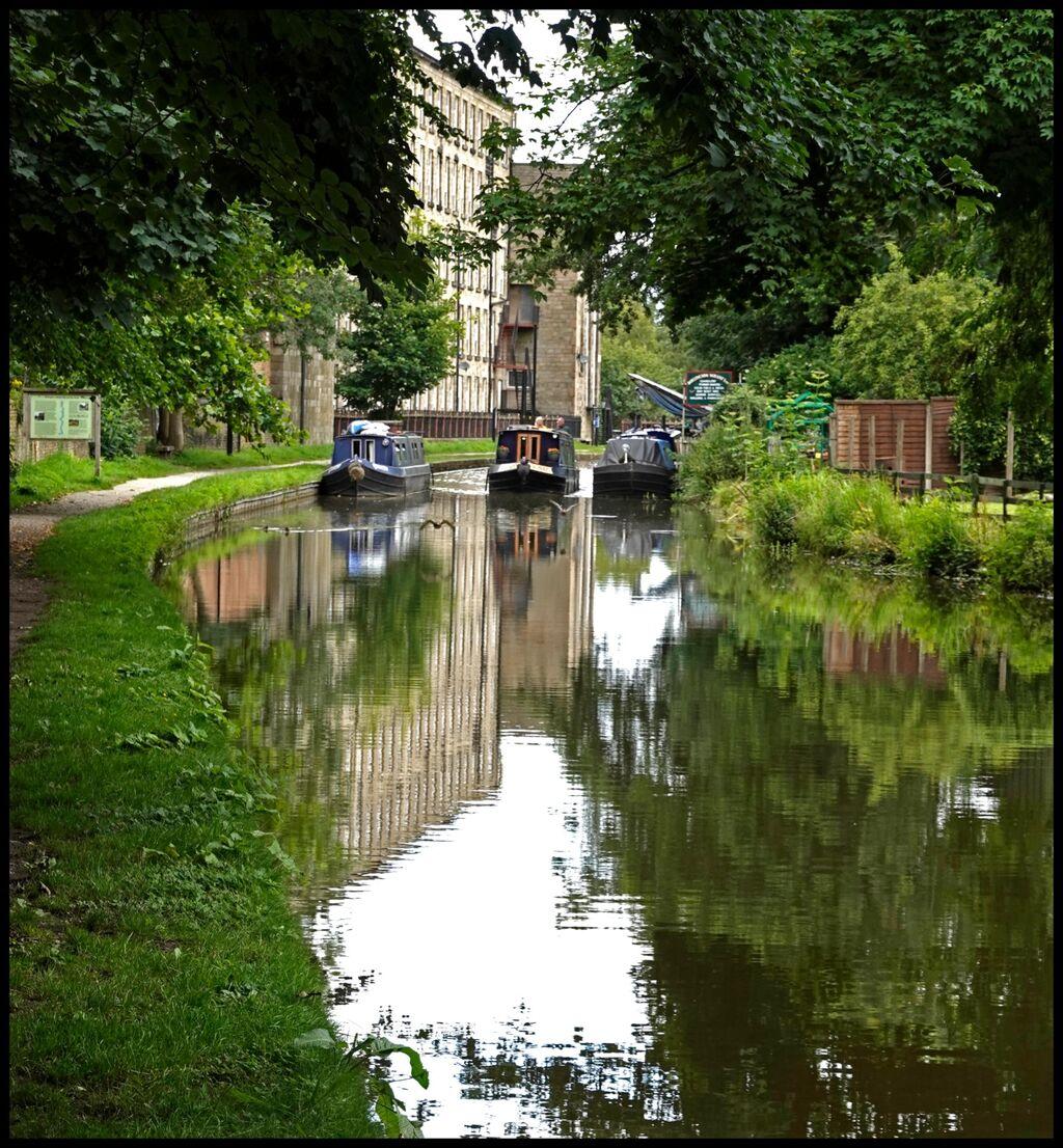 Adelphi Mill, Bollington.