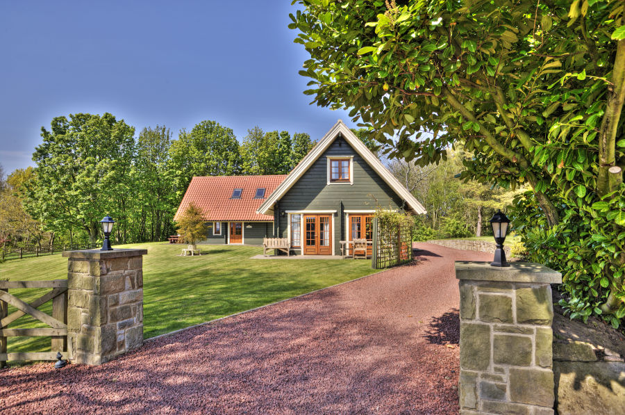 Old Swarland Hall Lodges