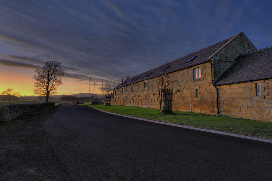 Twilight - Burnfoot Holiday Cottages