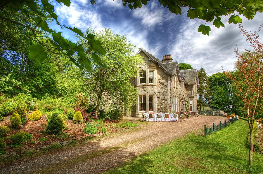 Branxholm House