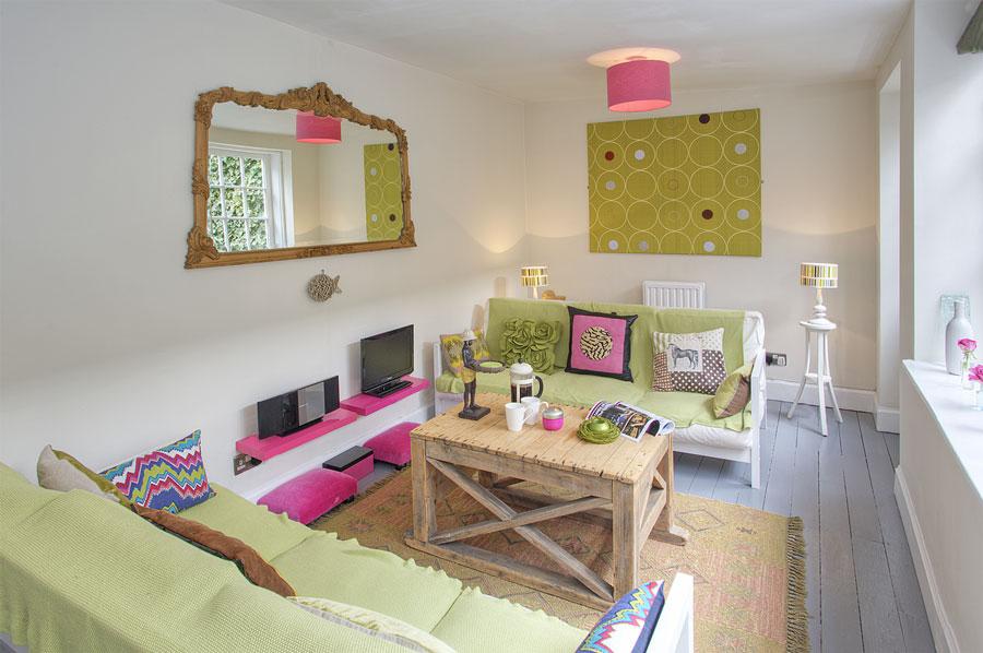 Sunny Sitting Room