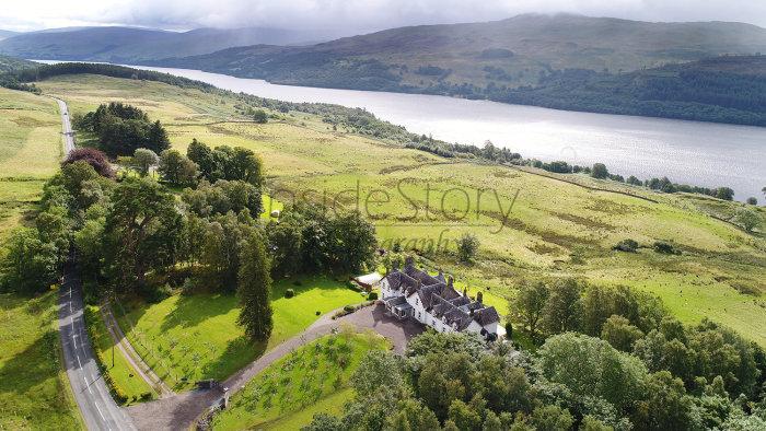 Photographer Berwick Northumberland: Aerial Photography and