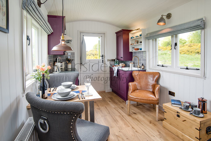interior architectural photography. Brilliant Photography Shepherds Hut Interior Intended Architectural Photography