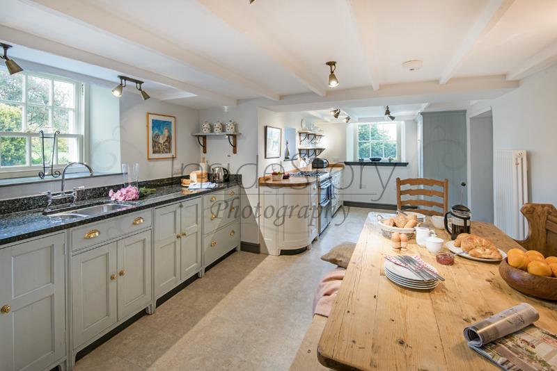 Abbey House Kitchen
