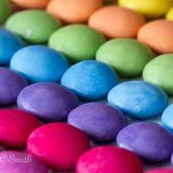 Coloured Sweets Pattern