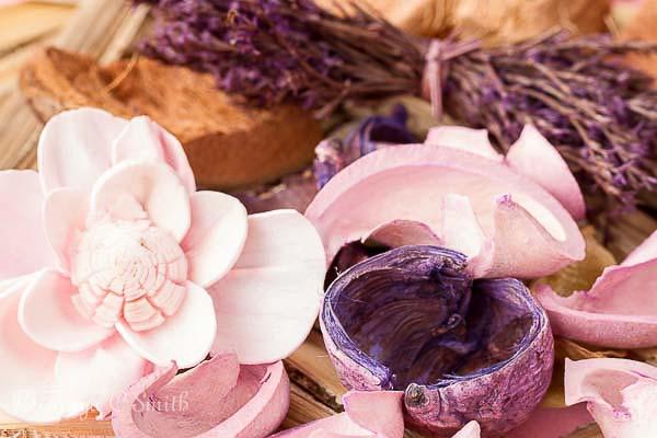 Lavender & Geranium Pot Pourri