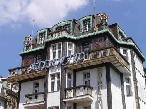 Hotel Atlantic, Karlovy Vary