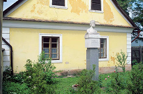 Smetana Museum, Obrvisti