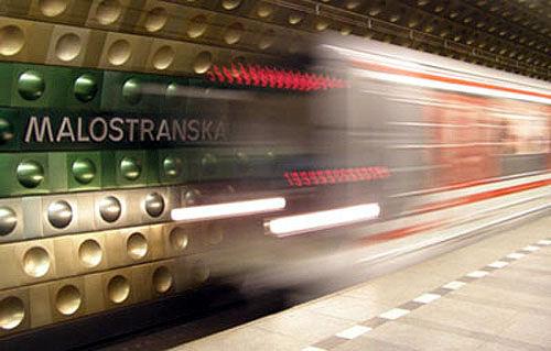 Malostranska Station
