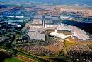 Aerial View of National Exhibition Centre,Birmingham, U.K.