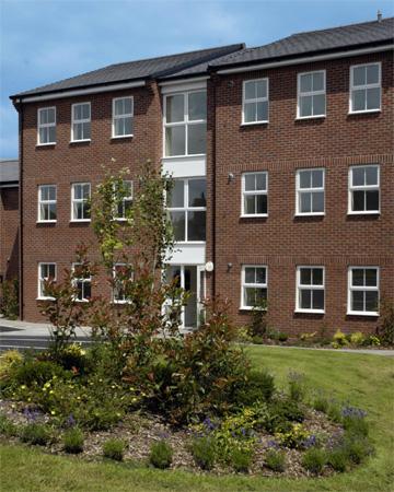 New  Appartment  block, Birmingham